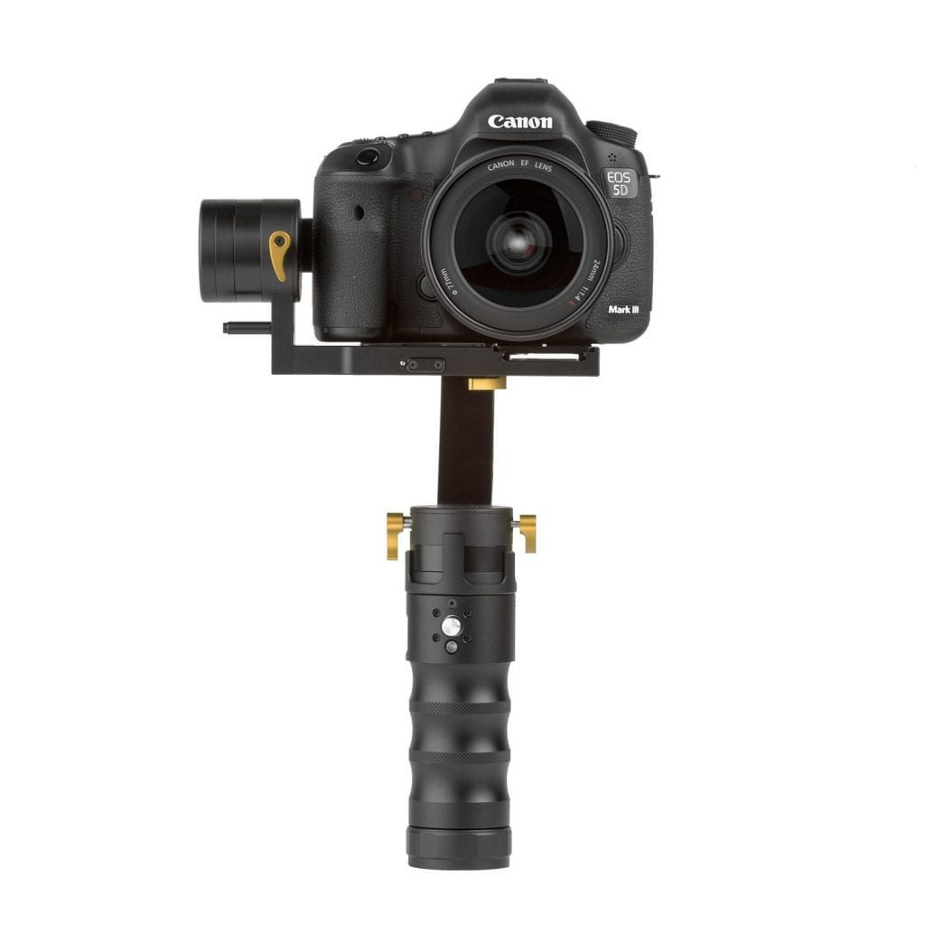 1.Ikan DS1 Beholder Gimbal for DSLRs (Black)
