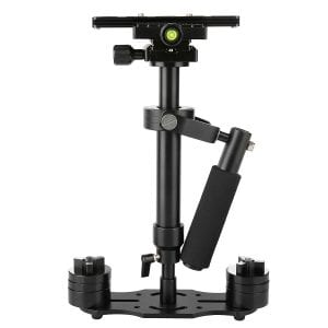1.SUTEFOTO S40 Handheld Stabilizer Pro Version for Camera