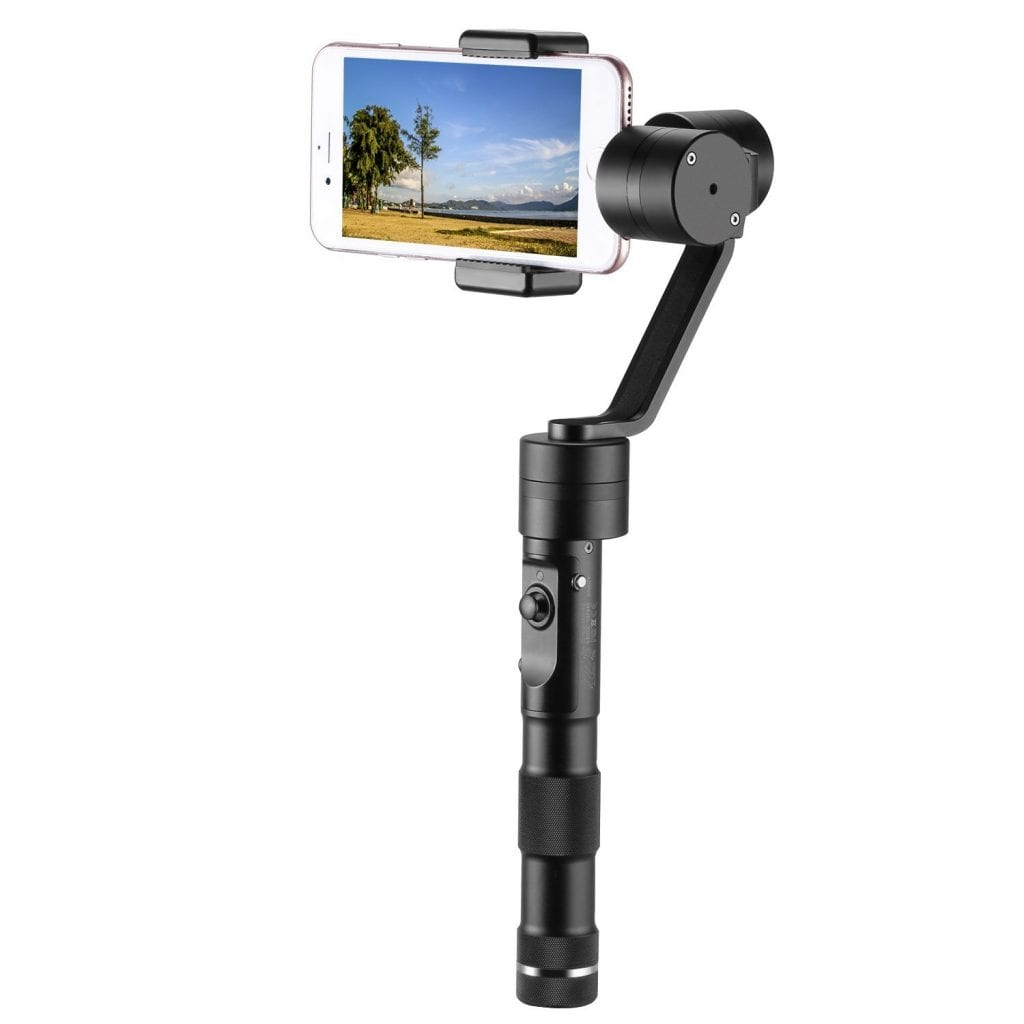 2.Neewer zhiyun Z1-Smooth-C Multi-function 3 Axis Handheld Steady Gimbal