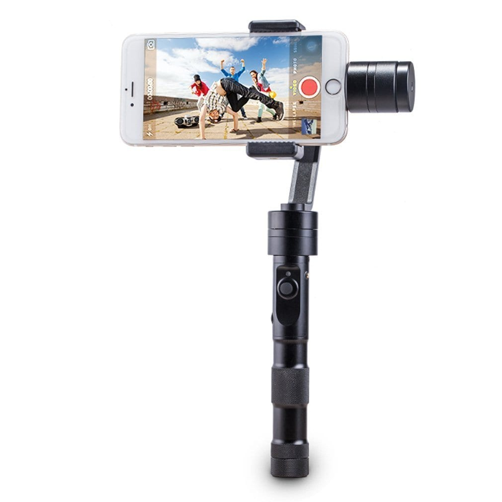 4.Zhiyun 3 Axis Handheld Steady Gimbal