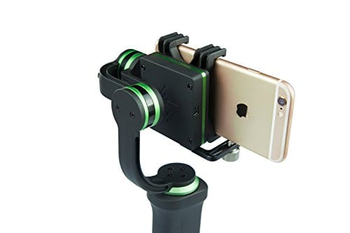 5.Lanparte HHG-01 3-Axis Handheld Gimbal for Smartphone and GoPro (Black)