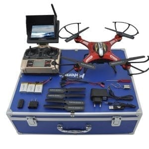 5.Potensic Premium JJRC H8D RTF RC Quadcopter