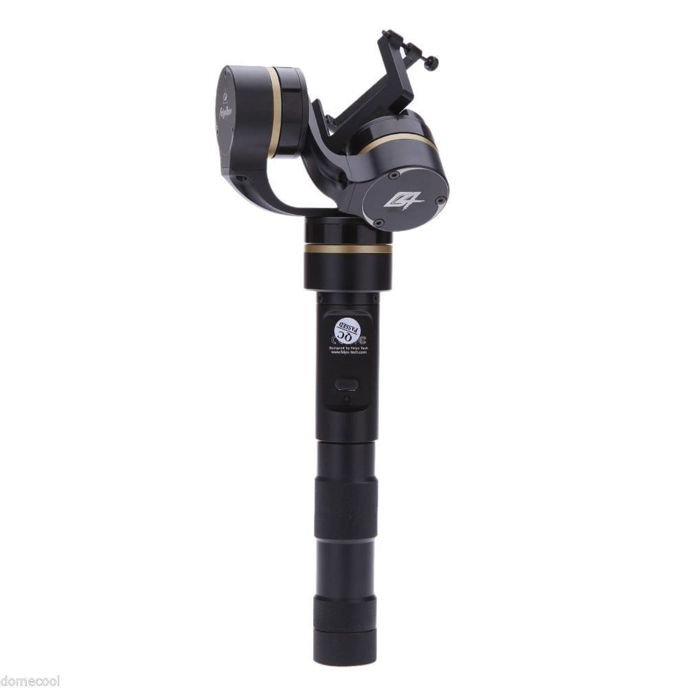 6.Feiyu Tech G4 3-Axis Handheld Gimbal for GoPro