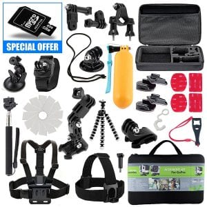 8.Kit For GoPro Accessories Session