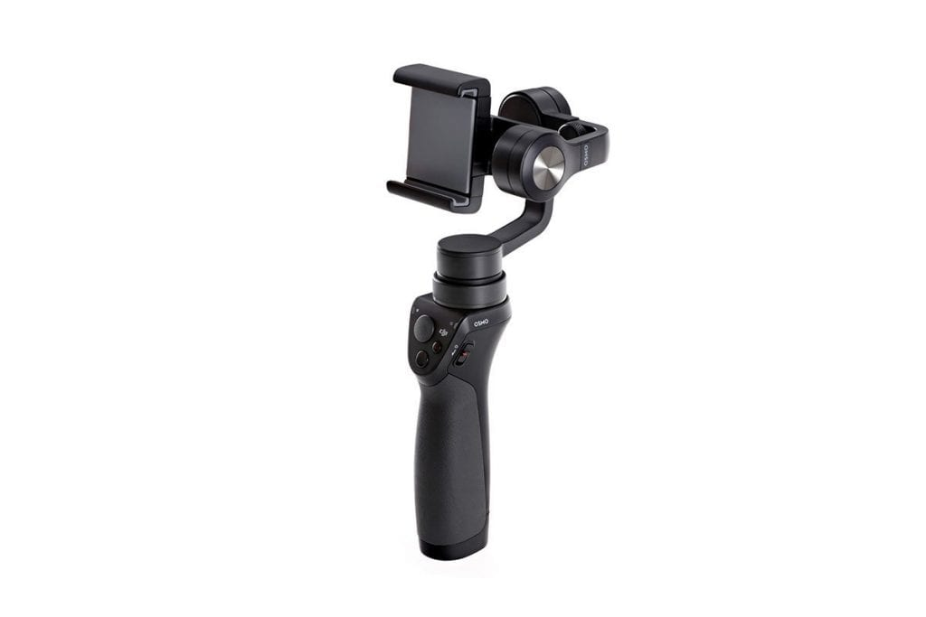9.DJI Phone Camera Gimbal OSMO MOBILE, Black