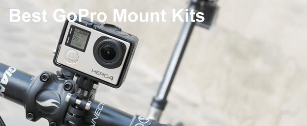 Top 7 Best GoPro Mount Kits