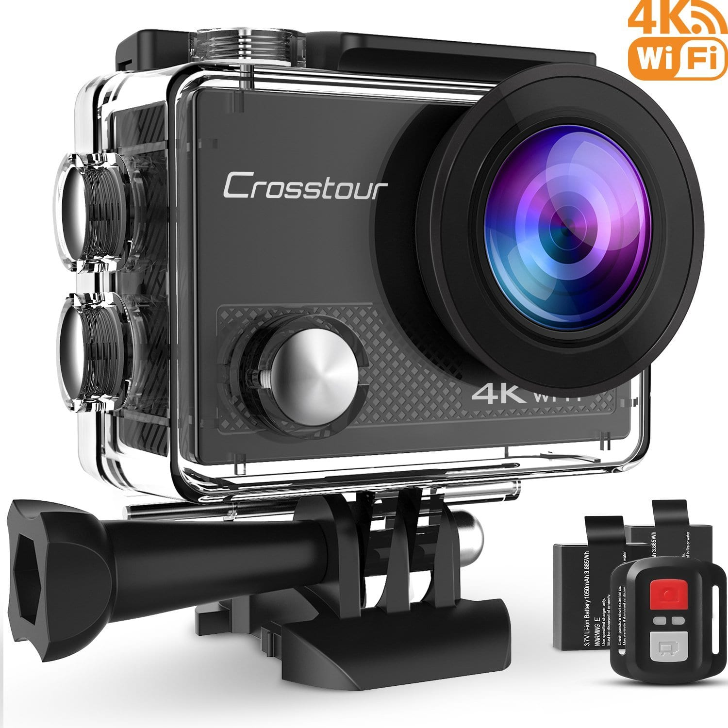 Top 10 Best 4K Action Cameras Reviews In 2019