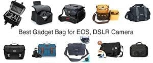 Top 10 Best Gadget Bag for EOS, DSLR Camera Reviews in 2019