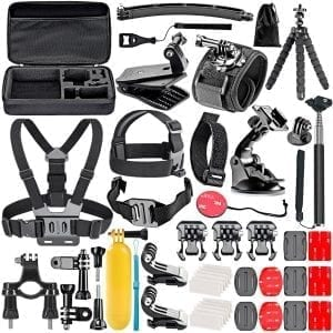 Top 5 Best Accessory Kits for GoPro Hero 6 Reviews in 2018