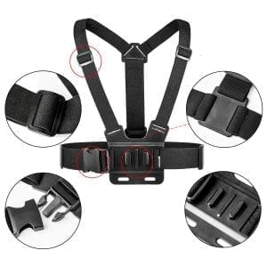Top 5 Best GoPro Chest Mounts Reviews in 2019