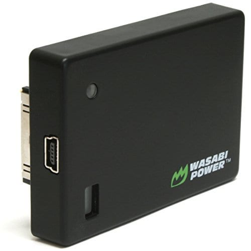 Wasabi Power Extended Battery compatible with GoPro