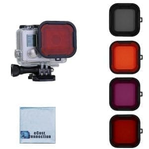 10 Best GoScope Underwater FILTERS for GoPro Hero