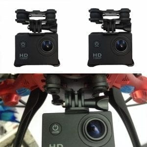 Top 10 Best Drone Gimbals – Quadcopter Gopro Stabilizers
