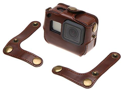 Top 5 Best GoPro Leather Case