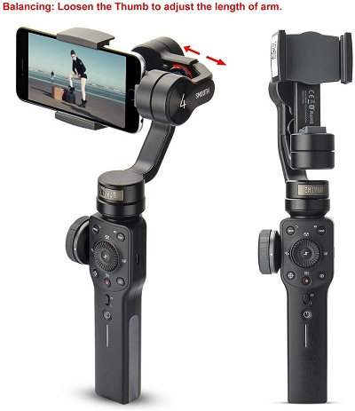Zhiyun Smooth 4 3-Axis Handheld Gimbal Stabilizer Vs. DJI Osmo Mobile 3 Smartphone Gimbal: Which one is the best?